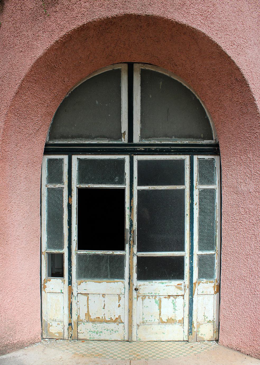 Portugese deur