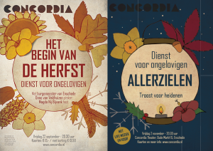 Diverse flyers